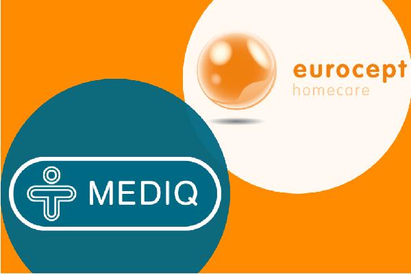 Overnamegesprekken tussen Mediq en Eurocept Homecare